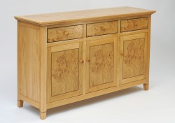 BOW501 Sideboard - Angled view