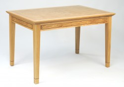 BOW503 Small Dining Table - Angled view