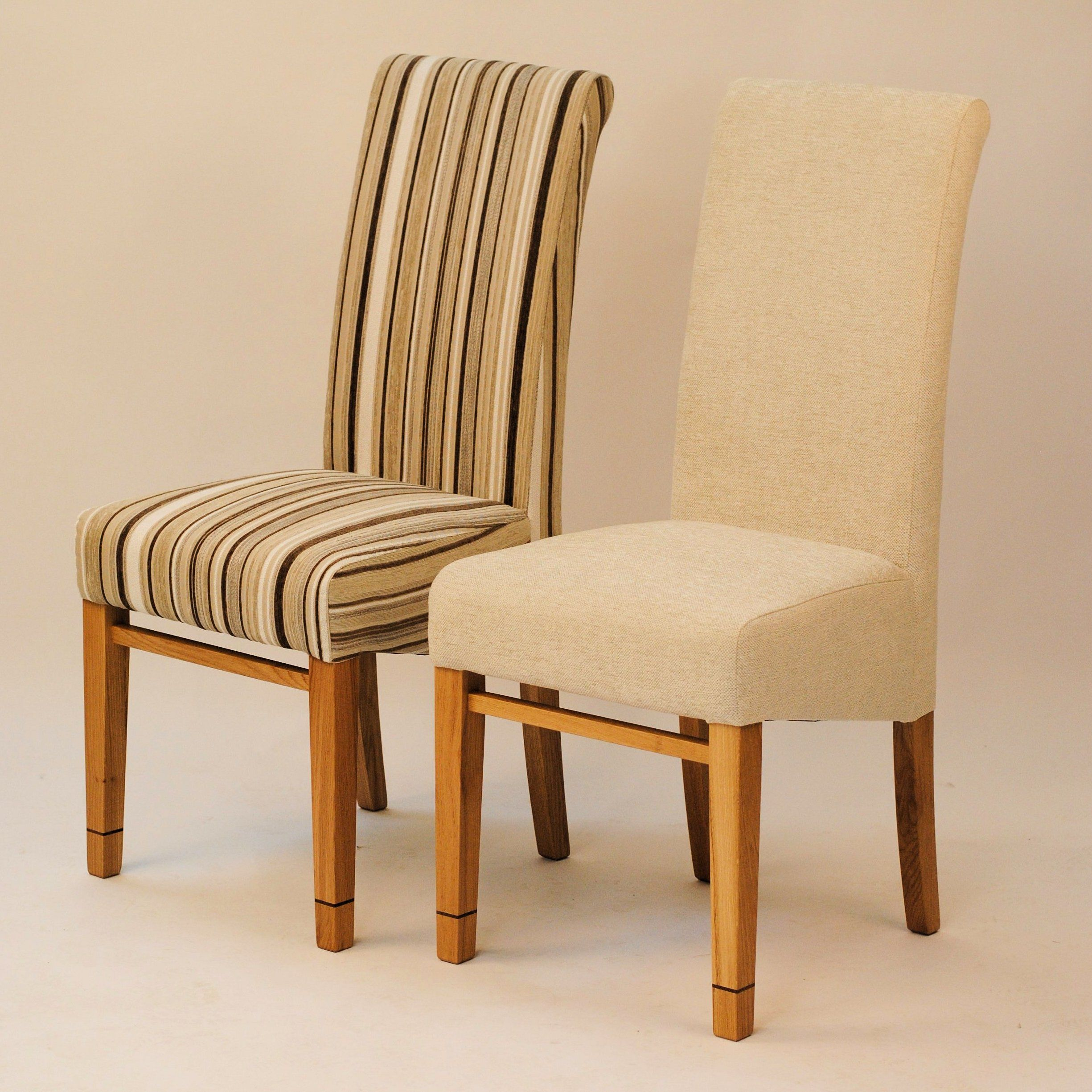 Bow515 Upholstered Dining Chair