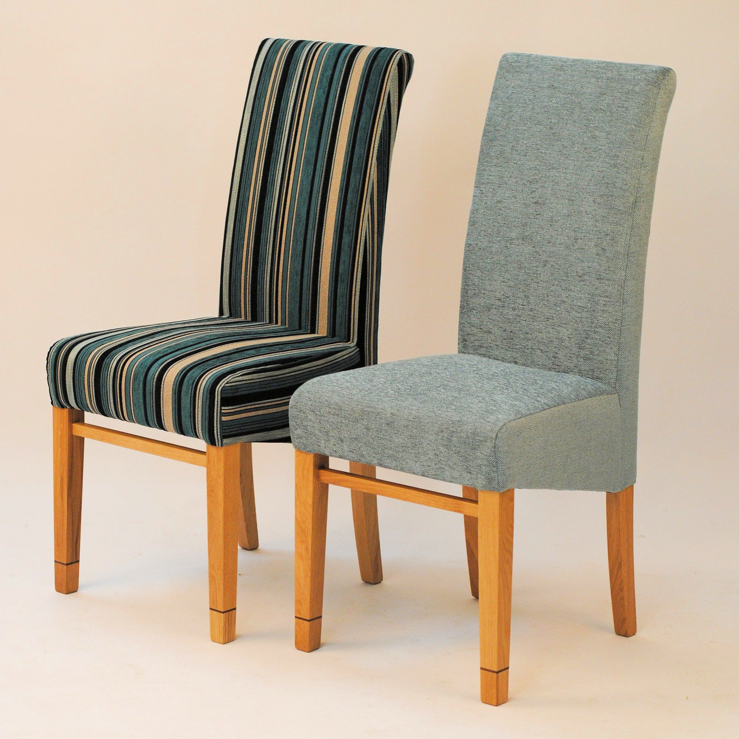 A Pair of Dining Chairs Tanner Furniture Designs